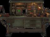 Tinker's workbench