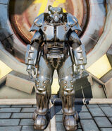 FO76 X01 Power Armor