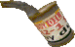 Fo2 oil can