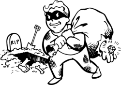 Grave Digger reputation icon