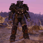 Atx skin powerarmor paint carbon c8