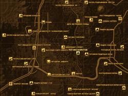 FNV Карта ЛОГОВО КОЙОТОВ
