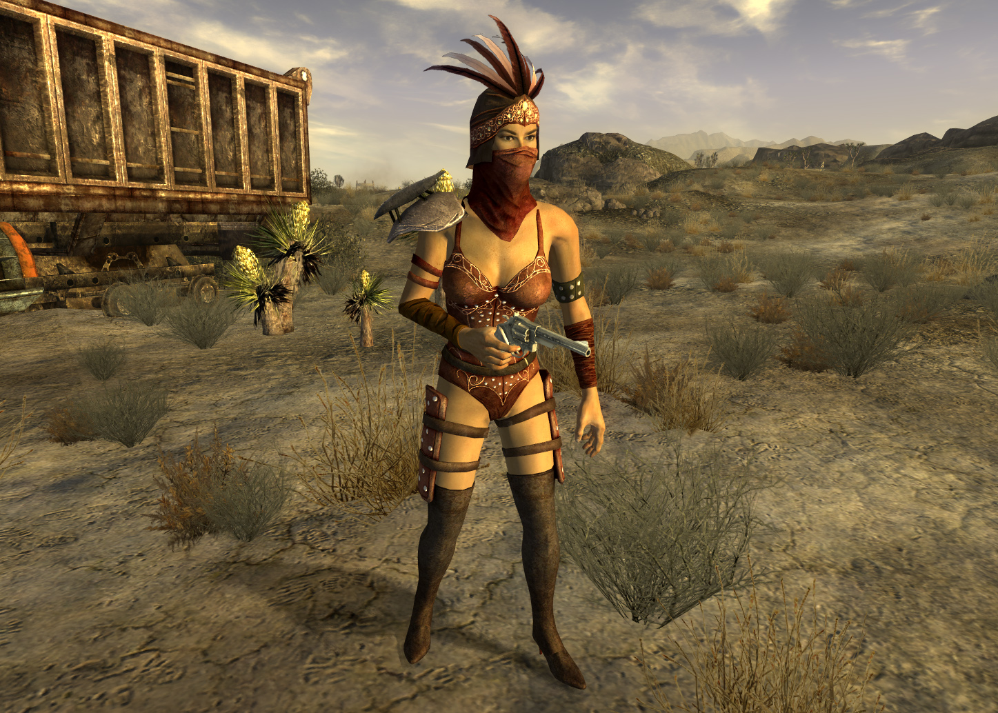 Fallout New Vegas Seductress Character Builds