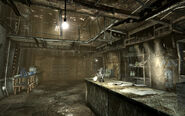 FO3 Megaton Craterside Supply first floor