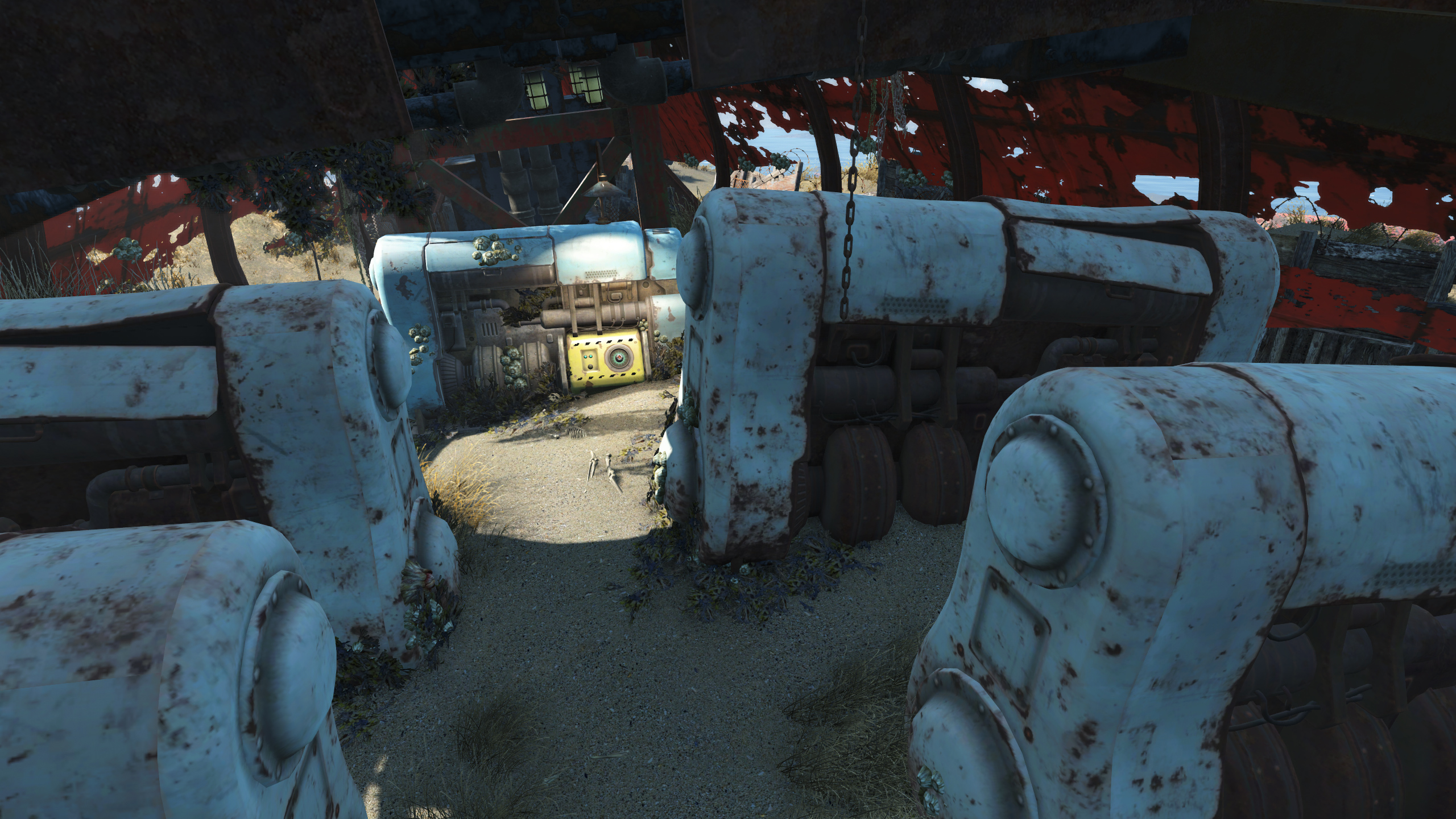 FO4 Wreck of the FMS Northern Star (6)