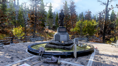 FO76 Miners monument