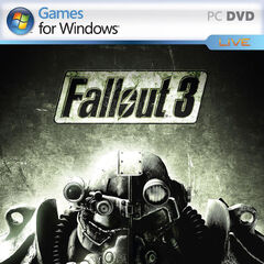 Box art for the PC version