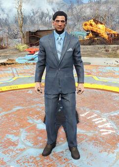 Fo4-clean blue-suit-male
