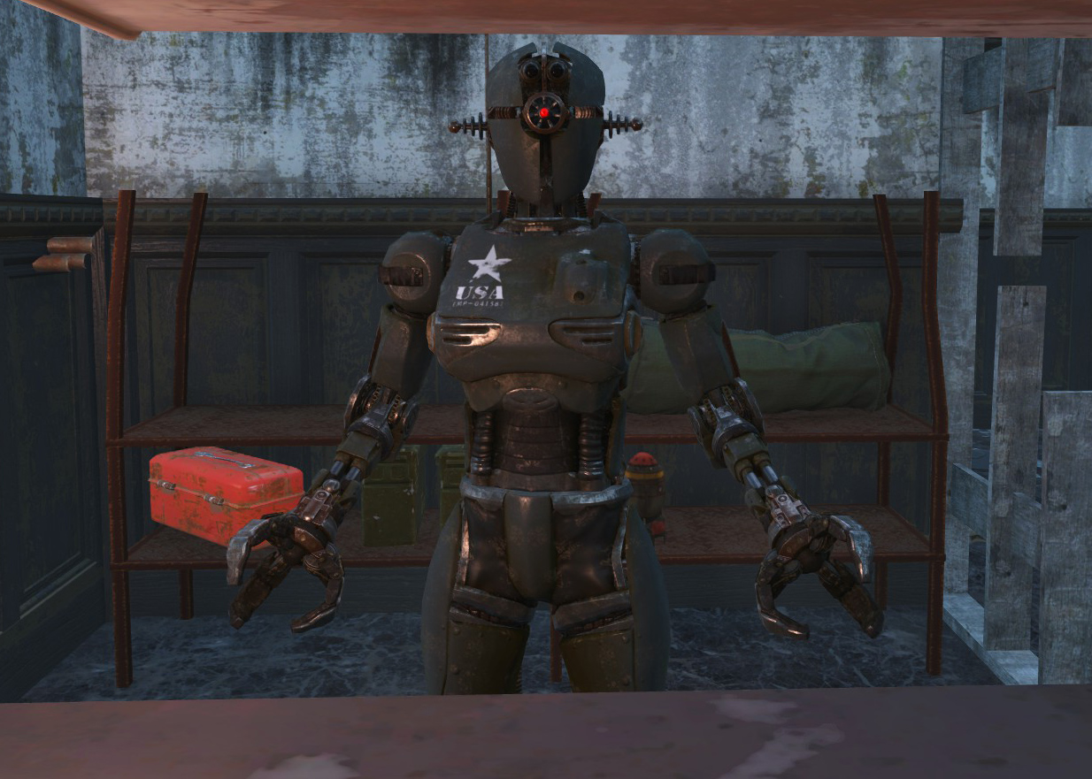 KL-E-0 | Fallout Wiki | FANDOM powered by Wikia