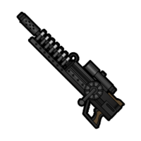 FoS Гаусса rifle