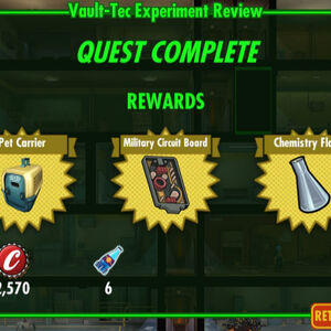 Vault Tec Experiment Review Fallout Wiki Fandom