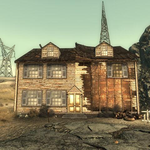 Будинок зовні