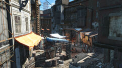 Hangman's Alley Overview