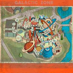 NW Park Map Galactic Zone