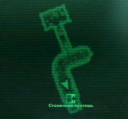 Дренажная камера Телебашня КВ5 карта