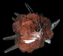 Ash rose