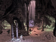 CG caves interior