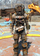 Raider armor (Fallout 4) | Fallout Wiki | FANDOM powered by Wikia