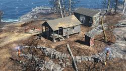 FO4FH Longfellow's cabin