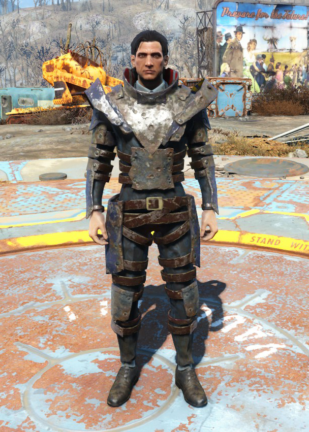 Image result for shadowed combat armour fallout 4 male | DnD Char ...