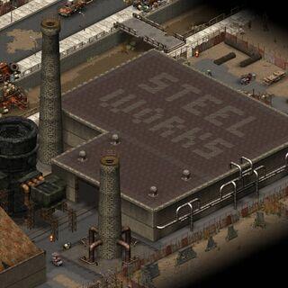 Сталеливарний завод