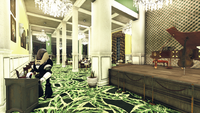 Whitespring Resort (dining room)