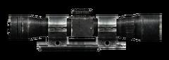 .44 revolver scope only