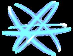 Atomic valence tri radii oscillator