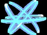 Atomic-valence tri-radii-oscillator