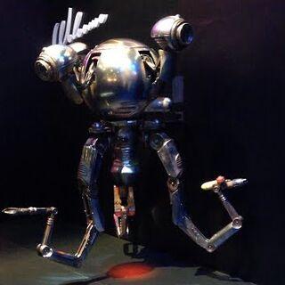 Модель робота на E3 Showcase 2015