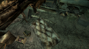 FO3 Abandoned car fort Tales of a Junktown Jerky Vendor