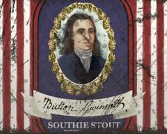 FO4 Gwinnett stout label