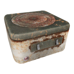 FO4 Hot plate