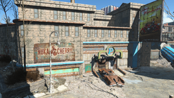 FO4 Kendall Parking