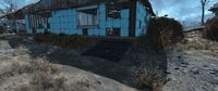 FO4 Sanctuary root cellar entrance