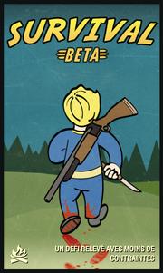 FO76 Bannière Survie Beta