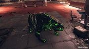 FO76 Glowing Mutant Hound