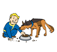 FO76 Good Doggy