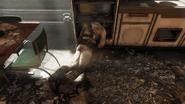 FO76 raider corpse fridge Pleasant Valley
