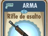 Rifle de asalto (Fallout Shelter)