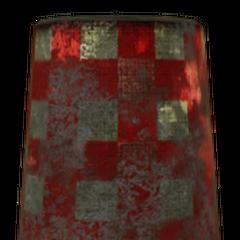 Лампа у вигляді пляшки