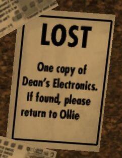 Ollie Dean