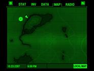 Pipboy App Map