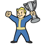 51 Platinum Trophy (New Vegas)