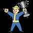 51 Platinum Trophy (New Vegas)