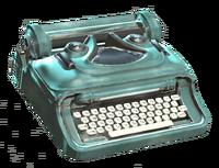 Carlisle typewriter