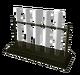 Chemistry test tube rack