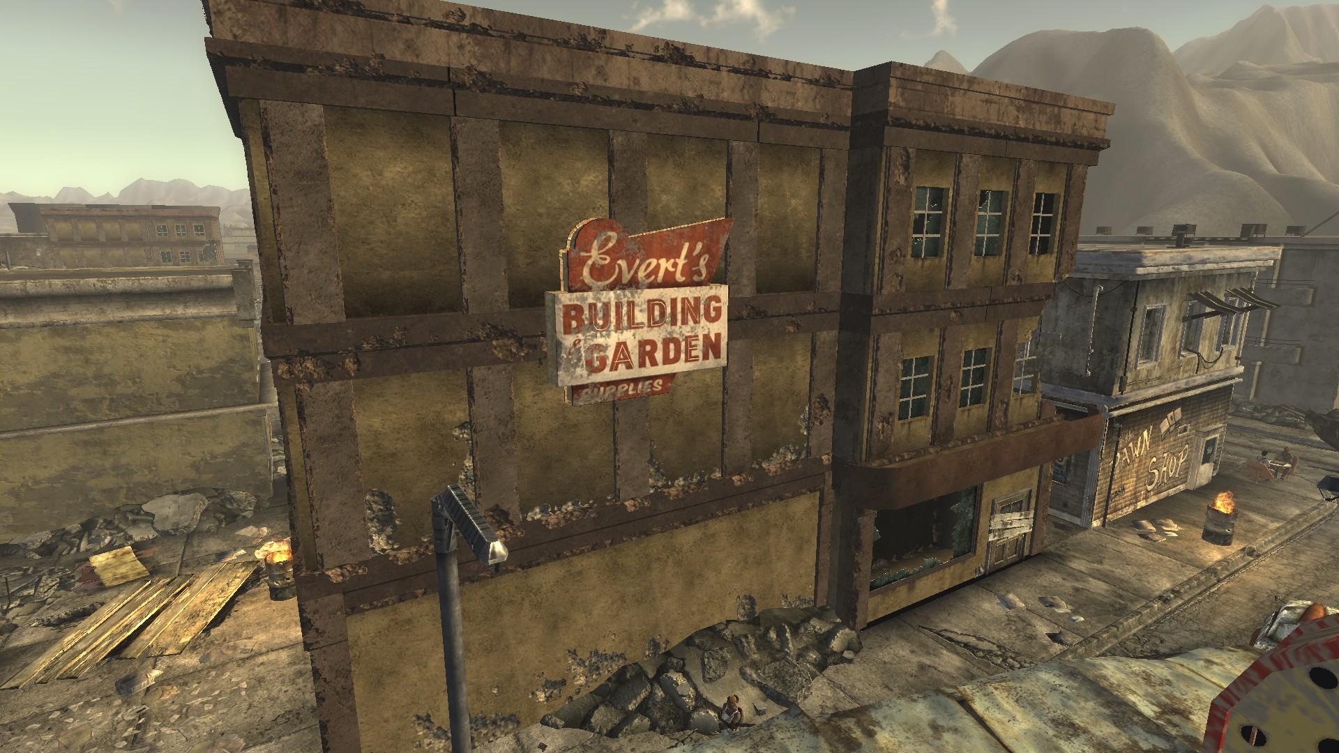 Evert's Building & Garden Suppliesstore