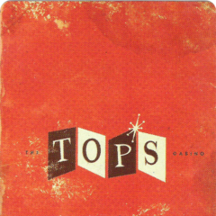 Tops playing card