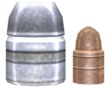 FNV 44 Magnum Bullet